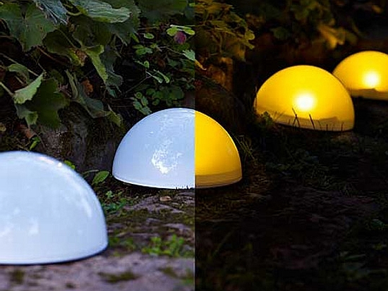 eco gadgets ikea debuts solar powered lights for eco. Black Bedroom Furniture Sets. Home Design Ideas