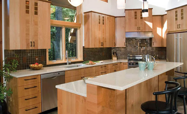 Neil Kelly kitchen cabinets