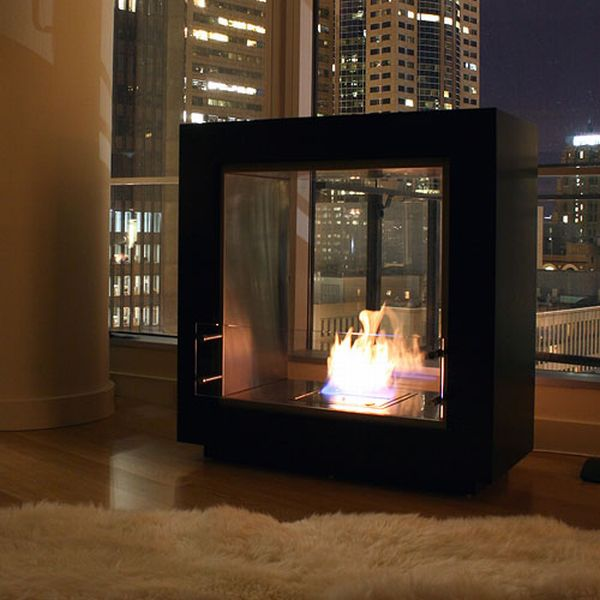 Five eco friendly fireplaces for green homes - Five Eco Friendly Fireplaces For Green Homes - Ecofriend