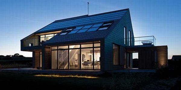 Net Zero Energy Homes For Living Off The Grid