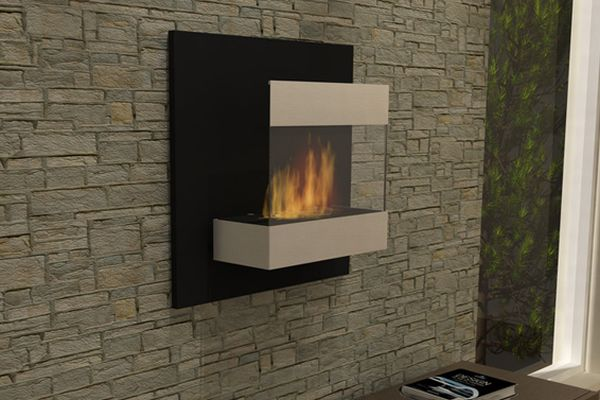 Chantico fire impulse fireplace - Five Eco Friendly Fireplaces For Green Homes - Ecofriend