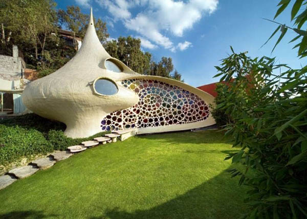 Stunning Examples Of Organic Architecture