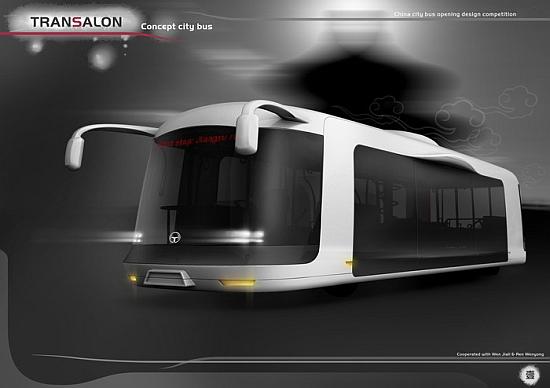 Futuristic Buses To Drive Public Transport Green Ecofriend
