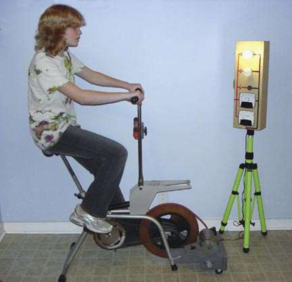 Best Electricity Generating Exercise Bikes Ecofriend