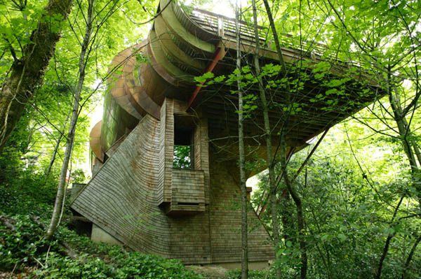 Stunning Examples Of Organic Architecture Ecofriend