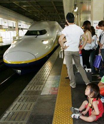 in new bullet train 9