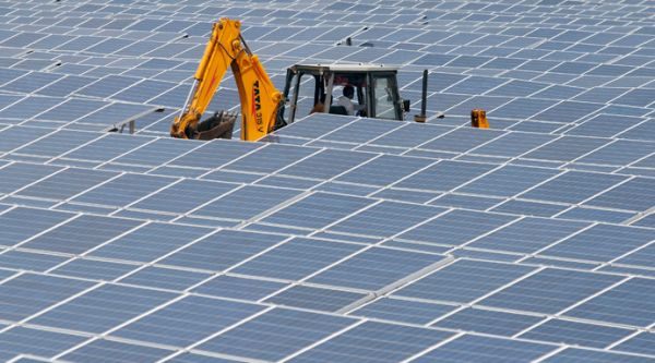 India opens world's largest solar park