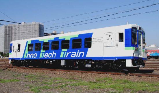 innovative technology train