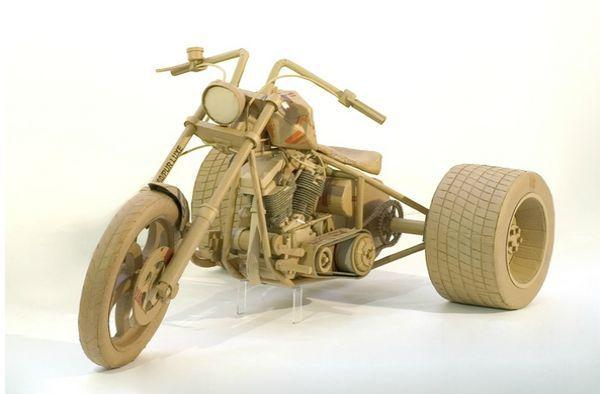 Innovative motorcycles