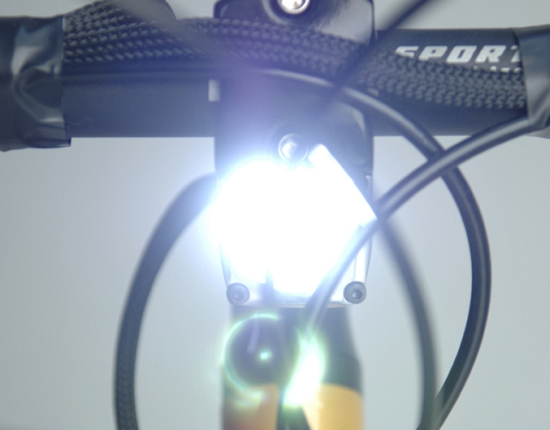 integrated bike lighting system 4