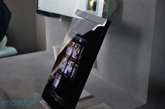 Intel Home Energy Monitor : Intel unveils oled based home energy management device