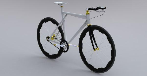 Ion Urban Road Bike