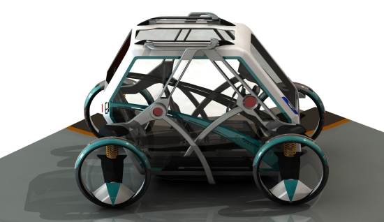 jeremy richards stretch transforming car 1
