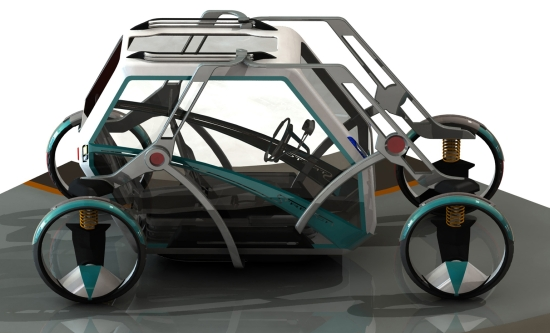 jeremy richards stretch transforming car 3