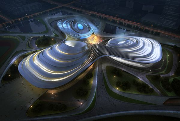 jingzhou sports center