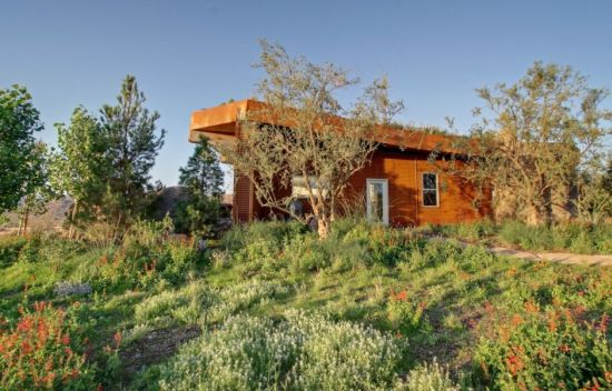 Joshua Tree Boulder House Takes You Back In Time Ecofriend