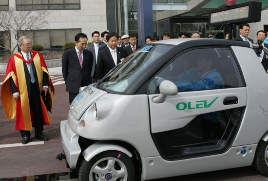 kaist olev city cars