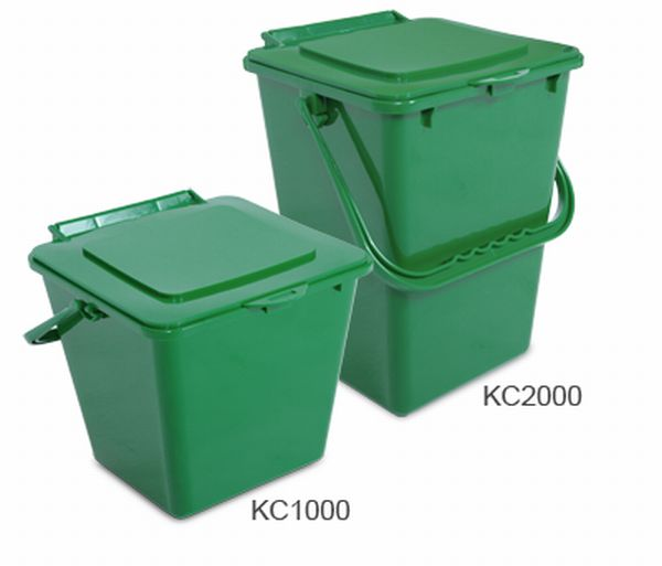 kitchen compost bin