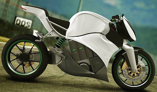 kobra all electric motorcycle concept 2