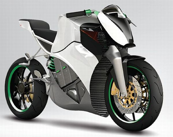 Kobra all-electric motorcycle