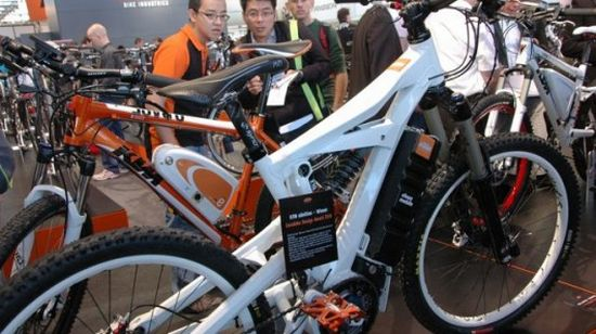 ktm egnition electric assist bike