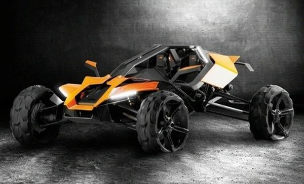 Coolest zero-emission ATVs for sustainable rides - Ecofriend