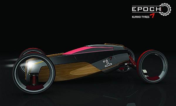 Kumho Epoch concept car