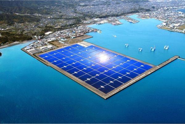 KYOCERA 70MW Solar Power Plant