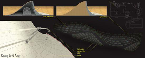 land art generator solar dunes 3