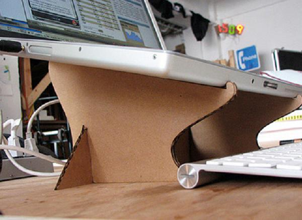 Laptop stand.
