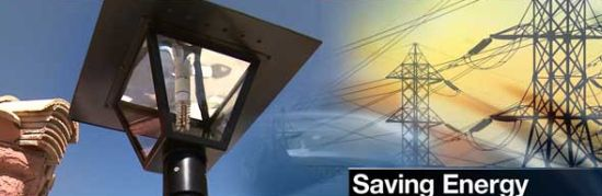 las vegas gas lamps now solar