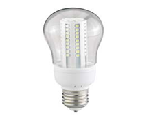 LED bulb lighting fixture