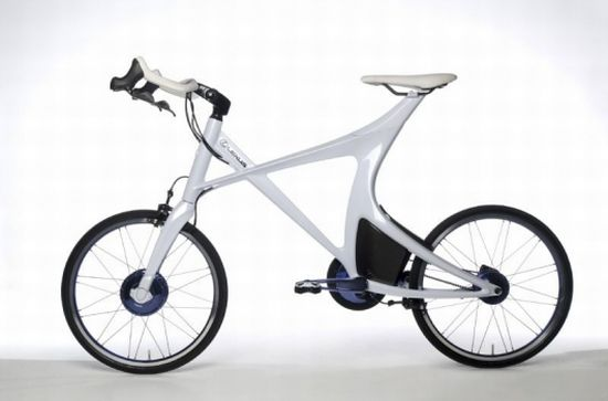 lexus hybrid bicycle 1
