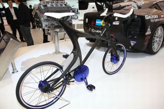 lexus hybrid bicycle 2