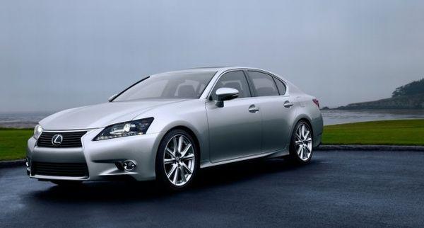 Lexus GS 450h full-hybrid sedan