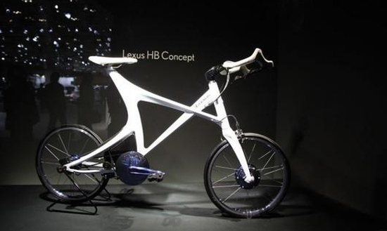 lexus e bike
