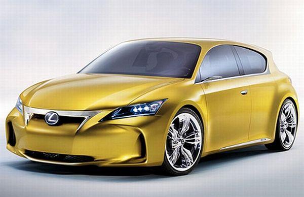 LF-Ch hybrid car