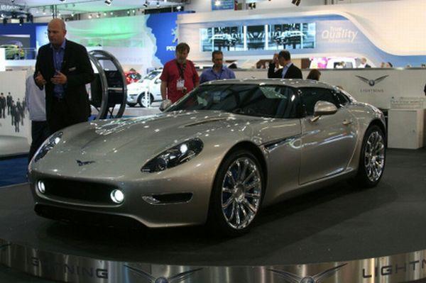 lightning gt electric sports car