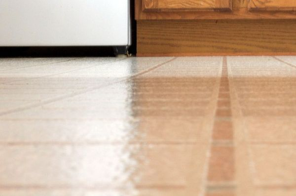 Linoleum Floor Covering : Linoleum flooring