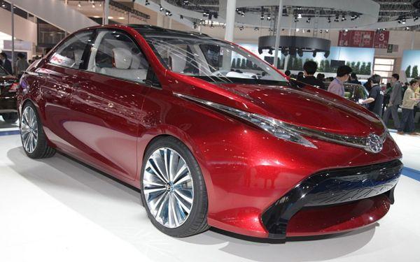 Locally Developed Toyota Hybrid Concept