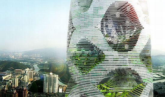 logistic city in china by jds architects 1