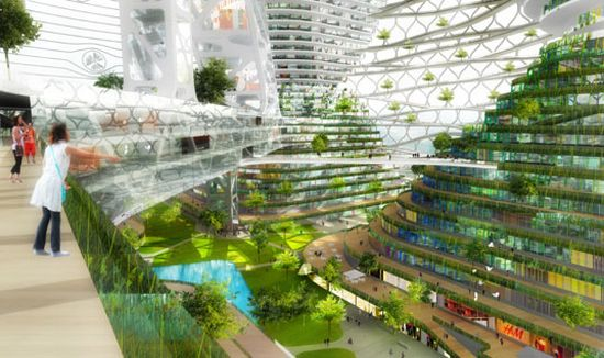 logistic city in china by jds architects 5