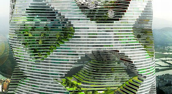 logistic city in china by jds architects 7