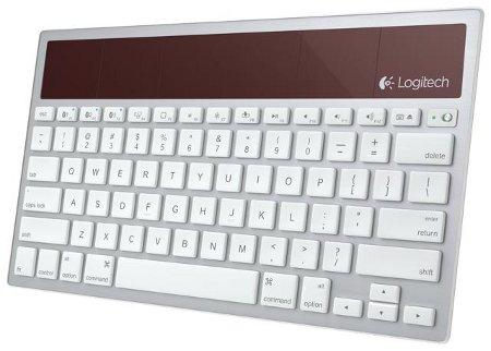 Logitech Wireless Solar Keyboard