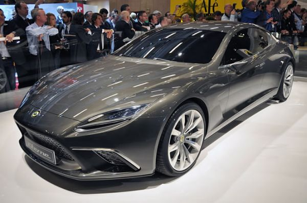 Lotus Eterne Hybrid