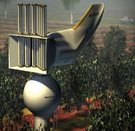 Interesting ways to harvest water from air