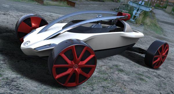 Mercedes-Benz Arrow concept