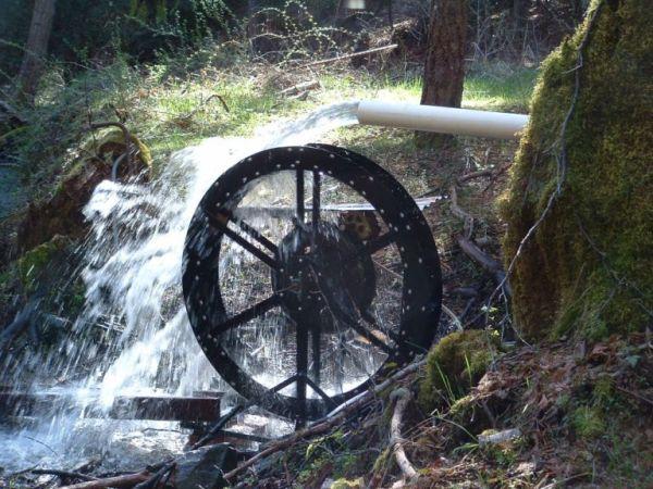 Micro hydro Electricity