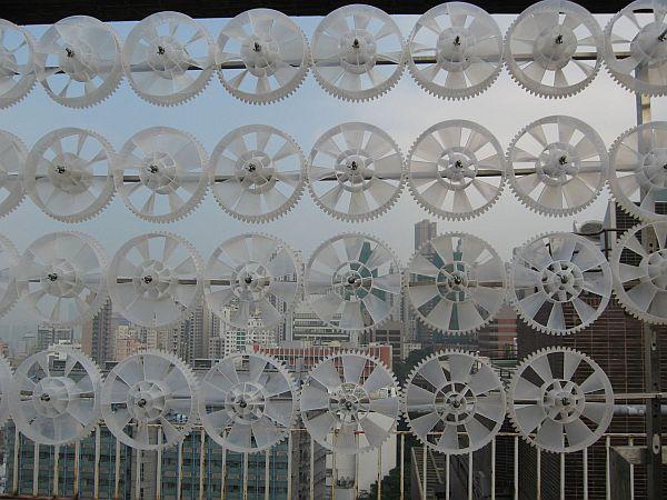 Micro wind turbines