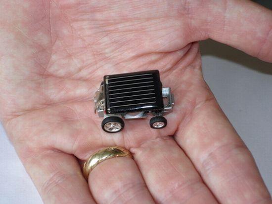 Solar Powered Toy Racing Car - Ecofriend